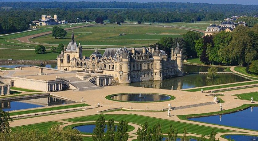 taxi from/to Chantilly
