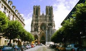Reims Champagne tour