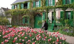 Giverny jardins tour from Paris