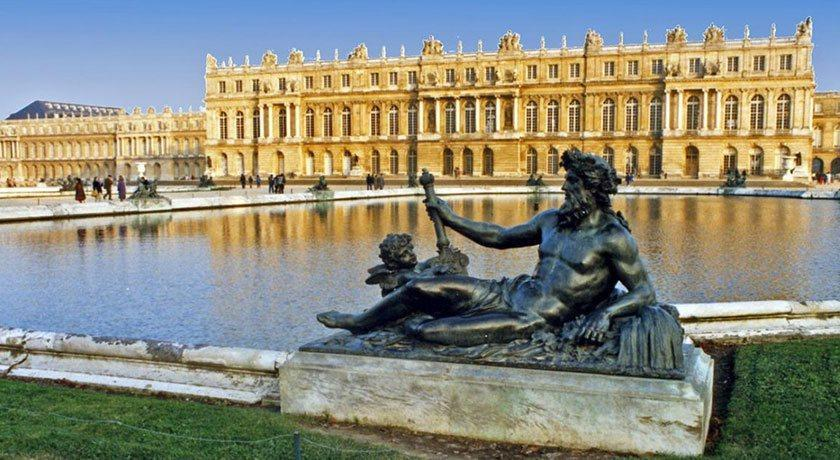 Trips To Versailles From Paris